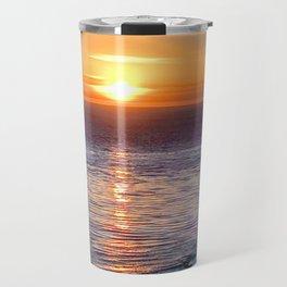 San Pedro Sunset Travel Mug