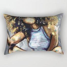 Naturally Nia Rectangular Pillow