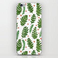 Woodland Foliage iPhone & iPod Skin