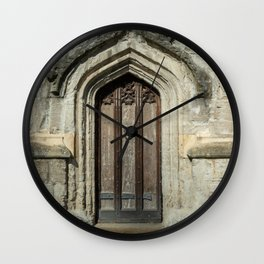 Remember the Porter Wall Clock