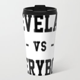 Cleveland Vs Everybody Travel Mug