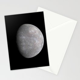 Nasa Picture 6: mercury Stationery Cards