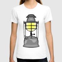 lantern T-shirts featuring Lantern by mailboxdisco