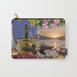 Montage Portugal Carry-All Pouch