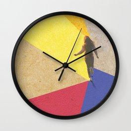 human dynamic #3 Wall Clock