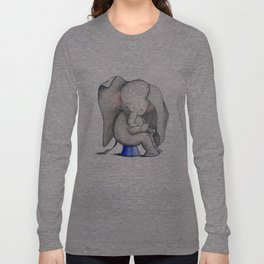 The Wrong Potty Long Sleeve T-shirt