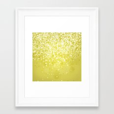 Glitteresques IV:X Framed Art Print