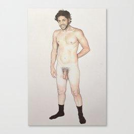 mitchell. Canvas Print