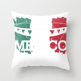 Mexico Mexico City Central America Gift Throw Pillow