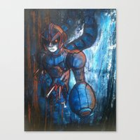 hunter x hunter Canvas Prints featuring Irregular Hunter X by Doom