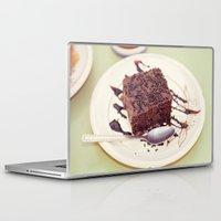 dessert Laptop & iPad Skins featuring dessert by iokk