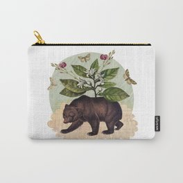 To Where Said the Bear Carry-All Pouch