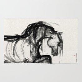 Horse (Saklavi Portrait) Rug