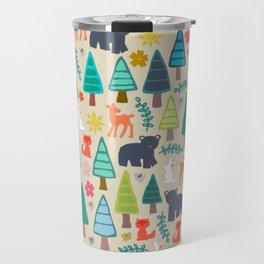 summer woodland Travel Mug