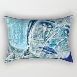 Slave Girl Rectangular Pillow