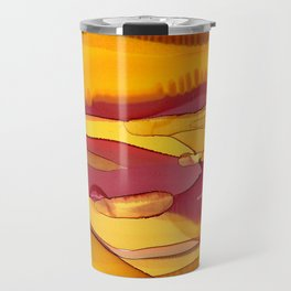 Amber Waves of Grain Travel Mug