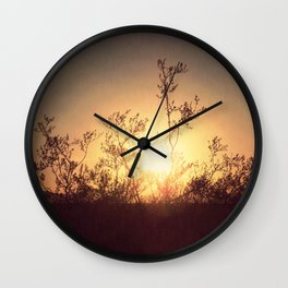 To Just Be Wall Clock