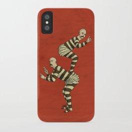 Macho Twins iPhone Case