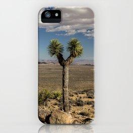 Y Joshua Tree iPhone Case