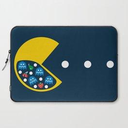 8-Bit Breakfast Laptop Sleeve