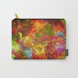 The Eye Of Craziness Carry-All Pouch