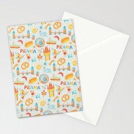 Adorable Prague Stationery Cards