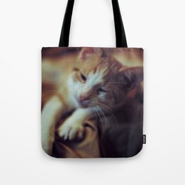 zucca, as a babe Tote Bag