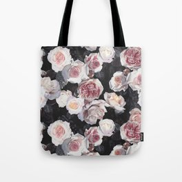 Wild summer roses Tote Bag