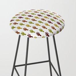 Cactus 2, Design, Vector Bar Stool
