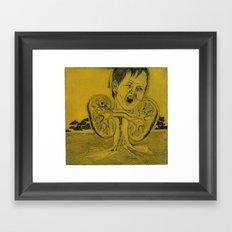 Kidney Framed Art Print