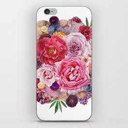 Wild Flowers iPhone Skin