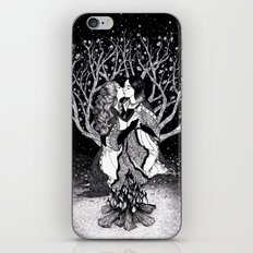 The Little Gift iPhone Skin