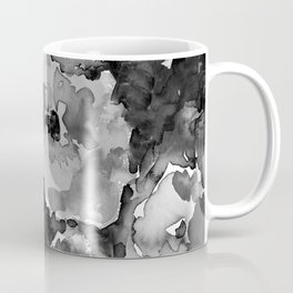 Floral Enchantment No.17D by Kathy Morton Stanion Coffee Mug