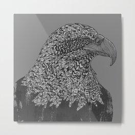 Eagle (Soaring) Metal Print