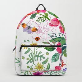 Bowers of Flowers Backpack