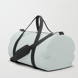 Iceberg Green Duffle Bag