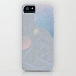 MANTRA #3 iPhone Case