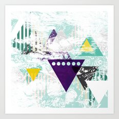 TriTex Art Print