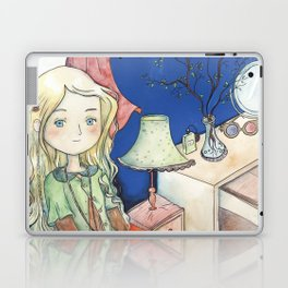 Luna Lovegood Laptop & iPad Skin