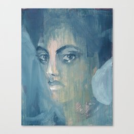 Lady of Grace Canvas Print