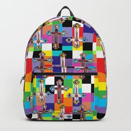 Jesus is The New Pattern 2 Backpack