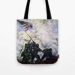 A Common Virtue  Tote Bag