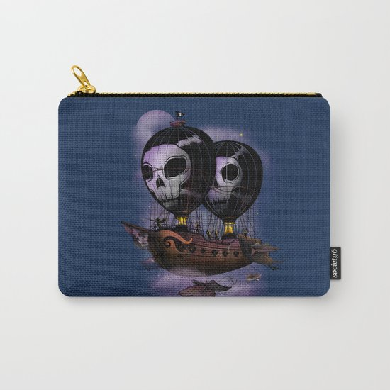 Hot Air Pirates Carry-All Pouch
