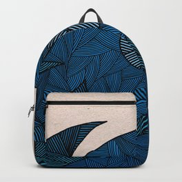 - another winter waves - Backpack