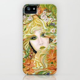 Minori Bloom iPhone Case