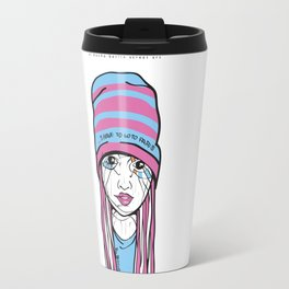El Bocho · Berlin Street Art Travel Mug