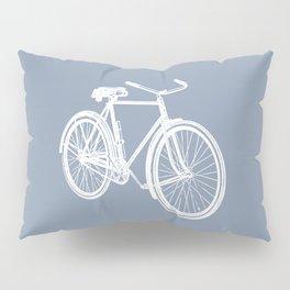 Bike S slate Pillow Sham