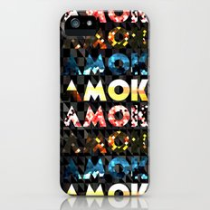Atoms for Peace: AMOK iPhone (5, 5s) Slim Case