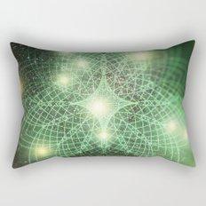 Geometry Dreaming Rectangular Pillow
