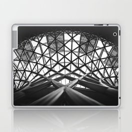 London Kings Cross Laptop & iPad Skin